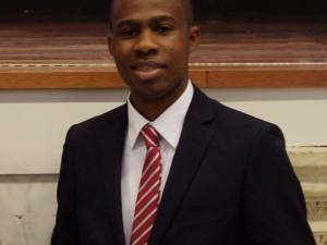 M. Prince-Bertrand BAHAMBOULA (Promotion 2015)